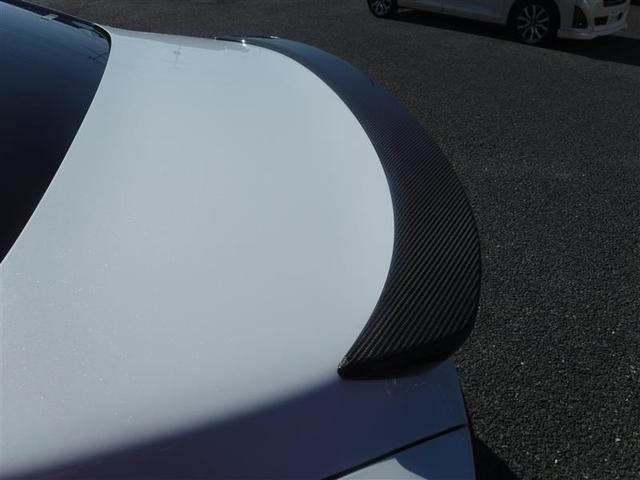 LS500 Fスポーツ 寒冷地仕様 ムーンルーフ デジタルインナーミラー ドライブレコーダー カーボンリヤスポイラー TRDフルスポイラー リモートスタートプレミアム ブレーキキャリパー赤塗装済み(18枚目)