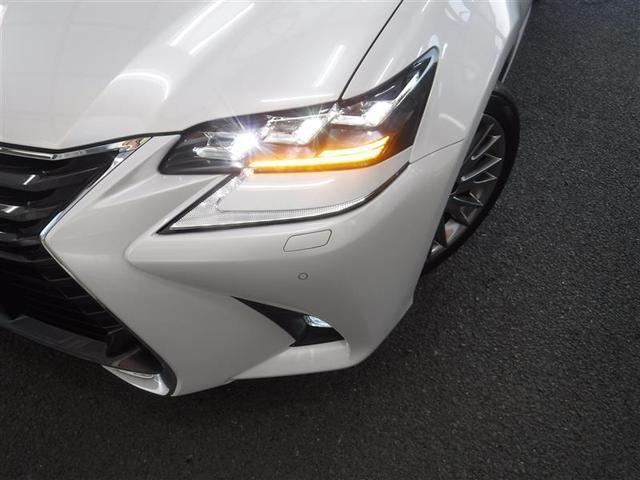 GS300h バージョンL ブラインドスポットモニター クリアランスソナー ヘッドアップディスプレイ パワートランクリッド スペアタイヤ ドライブレコーダー 認定中古車CPO(14枚目)