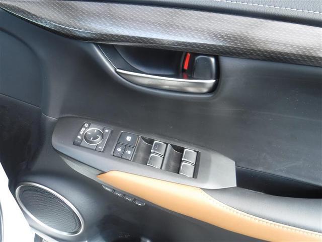 NX300 Iパッケージ ムーンルーフ ルーフレール 18インチアルミホイール アクセサリーコンセント AC100V・100W パーキングサポートブレーキ スペアタイヤ メッキラゲージロアガーニッシュ 認定中古車CPO(14枚目)