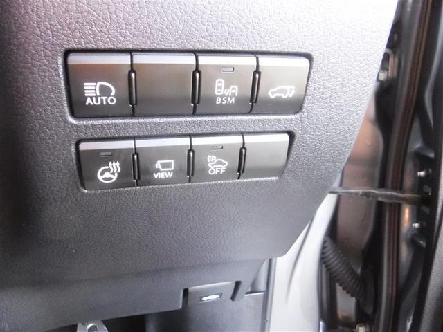 NX300h バージョンL 18AW ブラインドスポットモニター パノラミックビューモニター パーキングサポートブレーキ NAVI・AI-AVS メッキラゲージロアガーニッシュ 認定中古車CPO(15枚目)