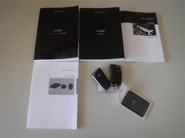 UX250h バージョンC アクセサリーコンセント AC100V・1500W パノラミックビューモニター 三眼フルLEDヘッドランプ ヘッドアップディスプレイ ハンズフリーパワーバックドア 17インチアルミホイール(18枚目)