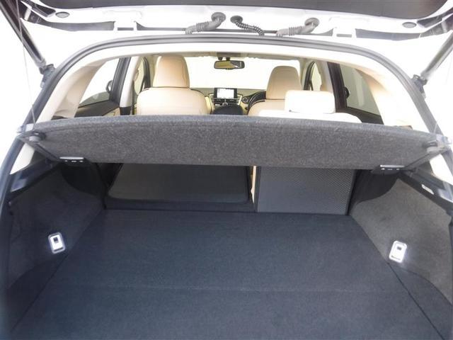 NX300h Iパッケージ パワーバックドア プリクラッシュセーフティシステム クリアランスソナー 18インチアルミホイール フイルムリヤ3面 リヤバンパーステップガード 認定中古車CPO(18枚目)