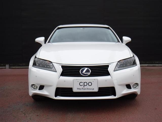 GS450h Iパッケージ 認定中古車CPO(5枚目)