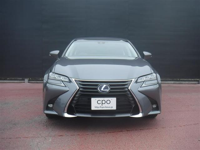 GS300h バージョンL 認定中古車CPO(5枚目)