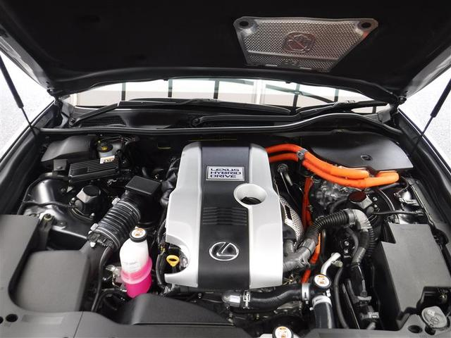 GS300h バージョンL 認定中古車CPO(9枚目)