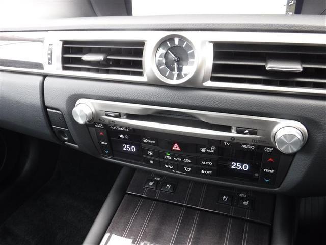 GS300h バージョンL 認定中古車CPO(12枚目)