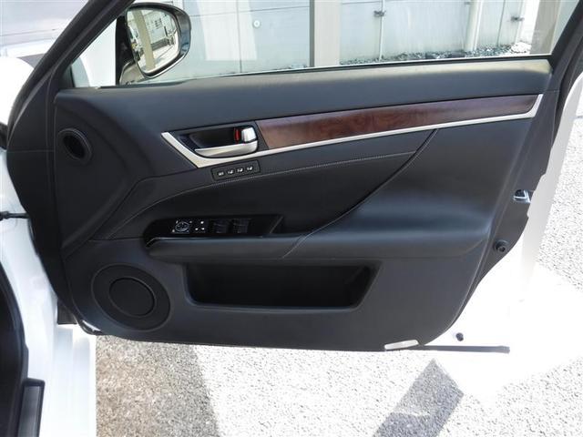 GS350 Iパッケージ 認定中古車CPO(8枚目)