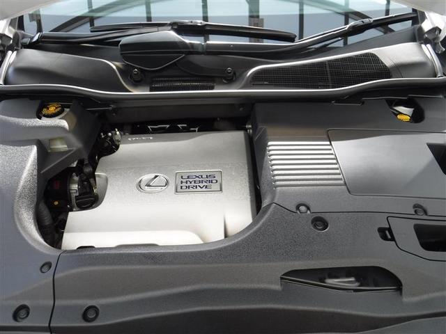 RX450h バージョンL 認定中古車CPO(8枚目)