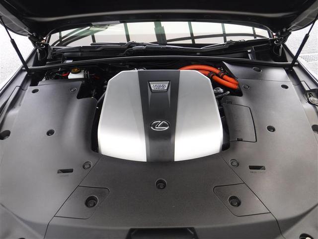 LS500h エグゼクティブ 認定中古車CPO(10枚目)