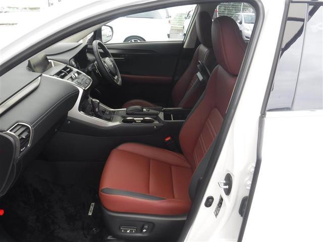 NX200t Iパッケージ 認定中古車CPO(16枚目)