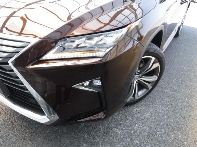 RX450h バージョンL 認定中古車CPO(11枚目)