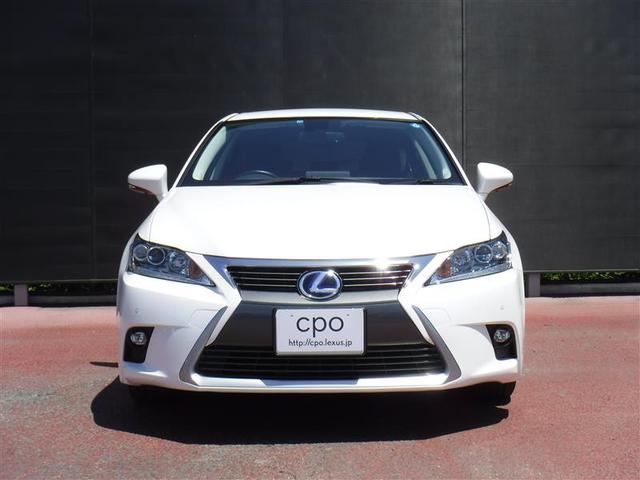 CT200h バージョンC 認定中古車CPO(5枚目)