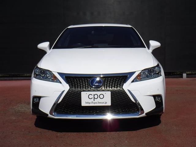 CT200h Fスポーツ 認定中古車CPO(5枚目)