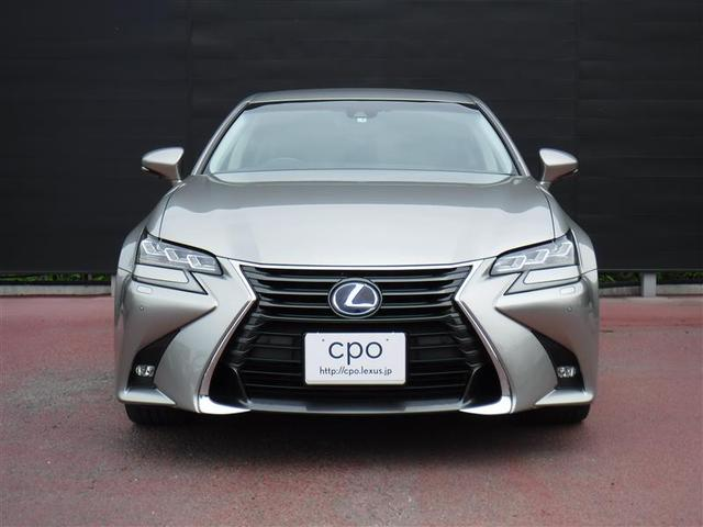 GS450h バージョンL 認定中古車CPO(5枚目)
