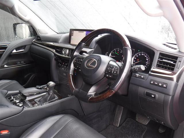 LX570 認定中古車CPO(6枚目)