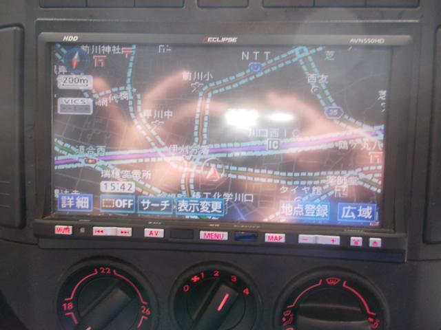 クロスポロ HDDナビ キセノン 毎年ディーラー整備車両(19枚目)