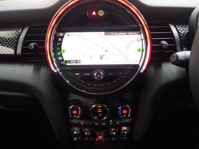 クーパーSD カメラパッケージ ペッパーパッケージ エナジェティックスタイル アクティブクルーズコントロール 正規認定中古車(17枚目)