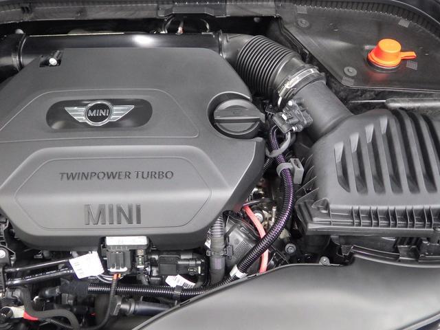 クーパーSD カメラパッケージ ペッパーパッケージ エナジェティックスタイル アクティブクルーズコントロール 正規認定中古車(43枚目)