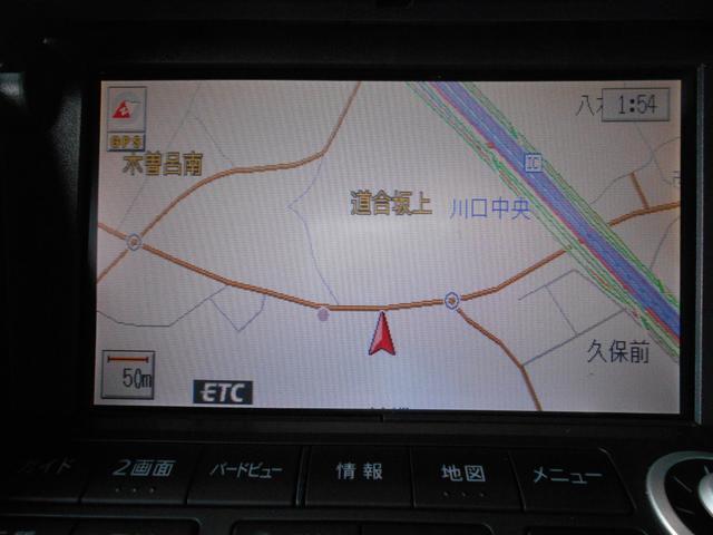 バージョンTキセノン純正ナビ黒革シートETC(20枚目)