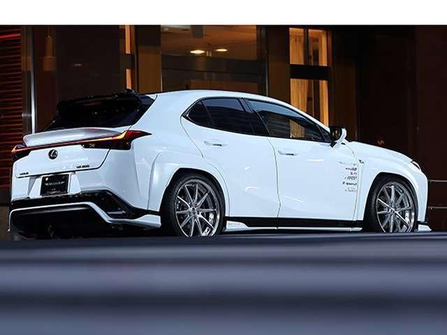 UX200 Fスポーツ アーティシャン新車コンプリート(2枚目)