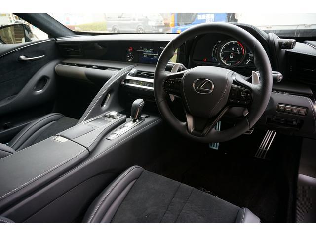 LC500h Sパッケージ アーティシャン新車コンプリート(11枚目)
