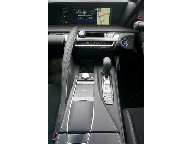 LC500h Sパッケージ アーティシャン新車コンプリート(13枚目)