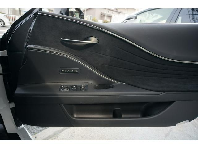 LC500h Sパッケージ アーティシャン新車コンプリート(17枚目)