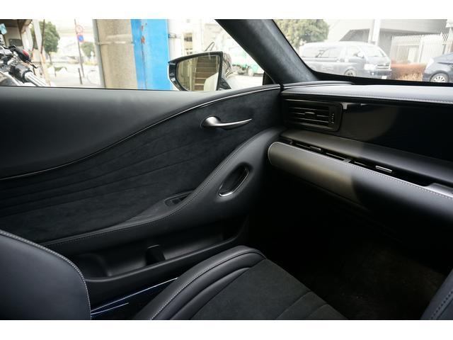 LC500h Sパッケージ アーティシャン新車コンプリート(20枚目)