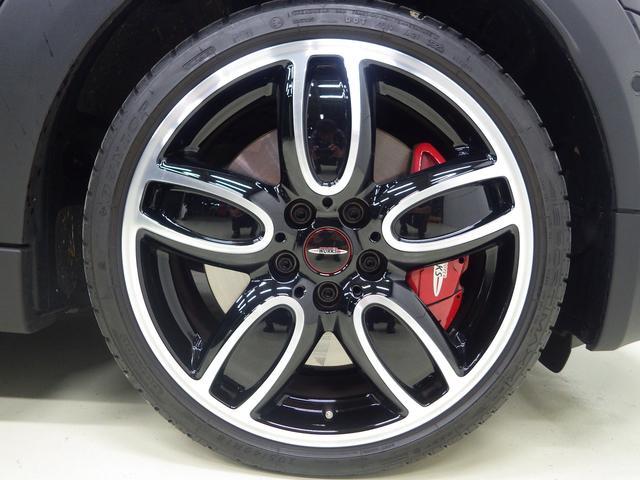 ジョンクーパーワークス ペッパーパッケージ マルチスピードメーター ヘッドアップディスプレイ シートヒーター 正規認定中古車(5枚目)