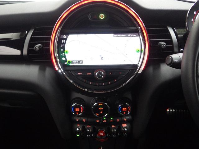 ジョンクーパーワークス ペッパーパッケージ マルチスピードメーター ヘッドアップディスプレイ シートヒーター 正規認定中古車(18枚目)