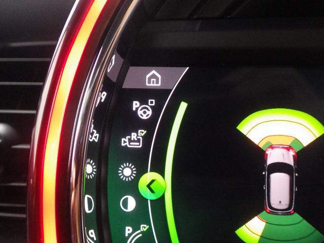 ジョンクーパーワークス ペッパーパッケージ マルチスピードメーター ヘッドアップディスプレイ シートヒーター 正規認定中古車(23枚目)