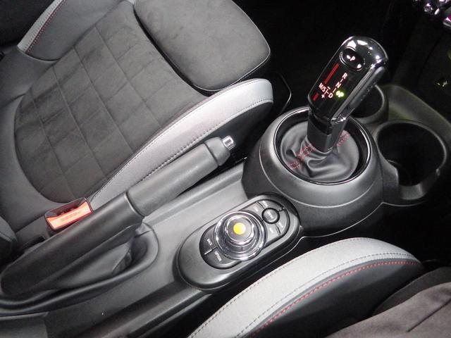 ジョンクーパーワークス ペッパーパッケージ マルチスピードメーター ヘッドアップディスプレイ シートヒーター 正規認定中古車(30枚目)