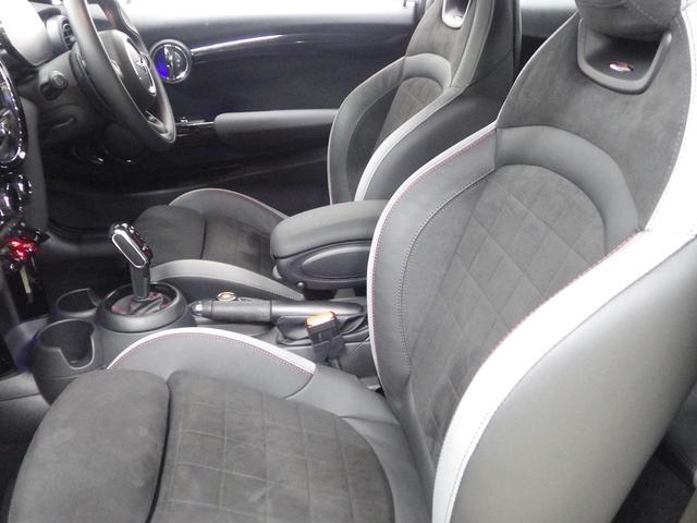 ジョンクーパーワークス ペッパーパッケージ マルチスピードメーター ヘッドアップディスプレイ シートヒーター 正規認定中古車(43枚目)