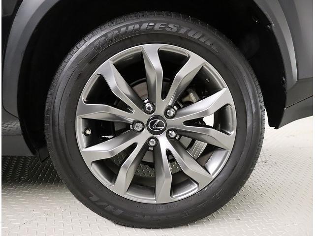 NX300h Fスポーツ プリクラッシュセーフティシステム パワーバックドア 三眼フルLEDヘッドランプ おくだけ充電 ブラインドスポットモニター クリアランスソナー 認定中古車CPO(7枚目)