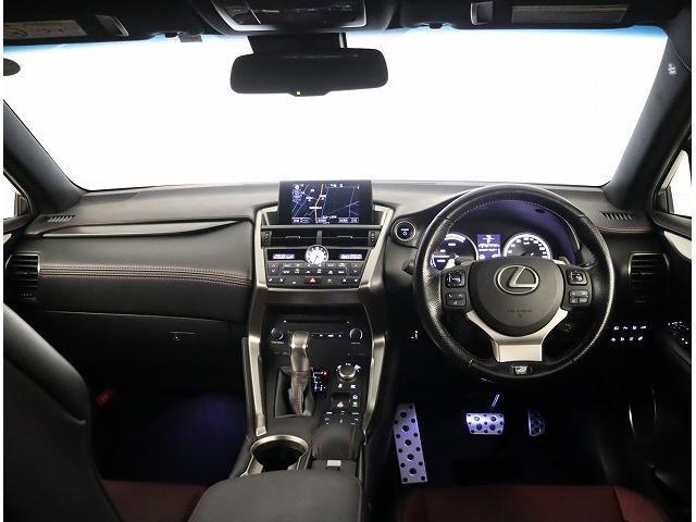 NX300h Fスポーツ プリクラッシュセーフティシステム パワーバックドア 三眼フルLEDヘッドランプ おくだけ充電 ブラインドスポットモニター クリアランスソナー 認定中古車CPO(13枚目)