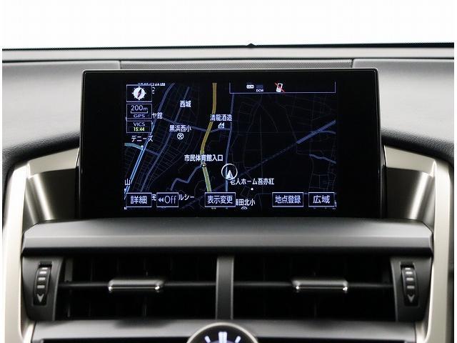 NX200t Iパッケージ 18インチアルミホイール プリクラッシュセーフティシステム 認定中古車CPO(3枚目)