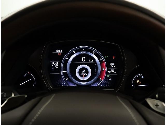 LS500 バージョンL ムーンルーフ 20インチアルミホイール 認定中古車CPO(14枚目)