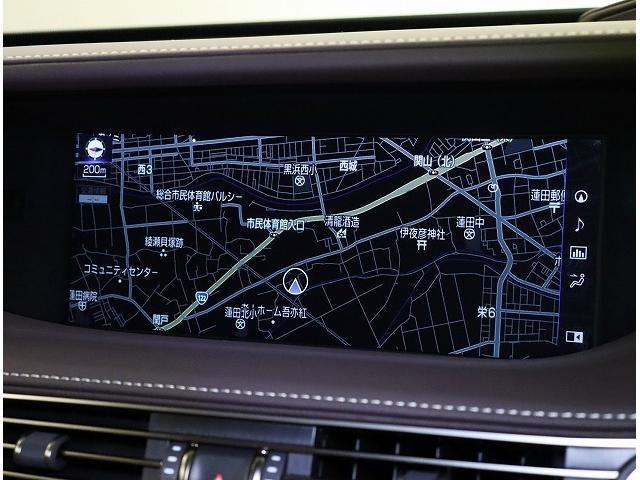 LS500 バージョンL ムーンルーフ 20インチアルミホイール 認定中古車CPO(15枚目)