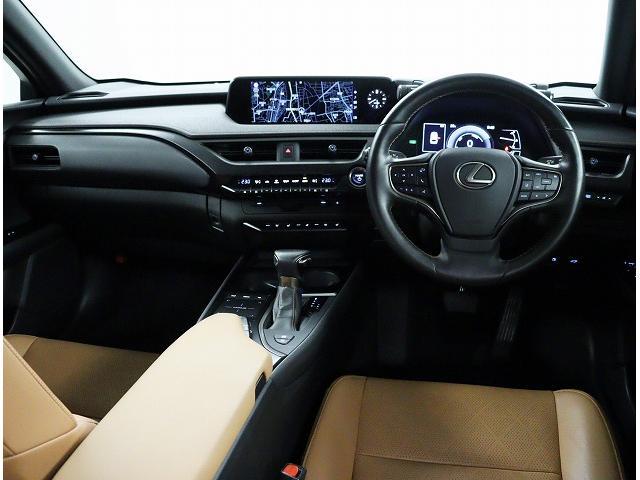 UX250h バージョンL ブラインドスポットモニター 認定中古車CPO(8枚目)