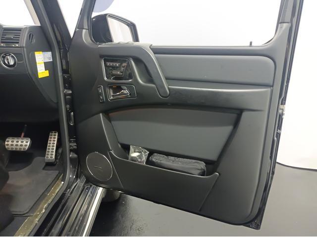 G350 ブルーテック ラグジュアリーパッケージ G63仕様バンパー ワイドフェンダー パナメリカーナタイプグリル 6×6スタイルフロントルーフスポイラー LEXANI24AW ラゲッジボード HDDナビTV ブラックレザー(48枚目)