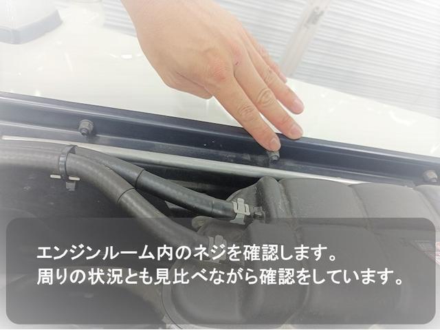 G350 ブルーテック ラグジュアリーパッケージ G63仕様バンパー ワイドフェンダー パナメリカーナタイプグリル 6×6スタイルフロントルーフスポイラー LEXANI24AW ラゲッジボード HDDナビTV ブラックレザー(64枚目)