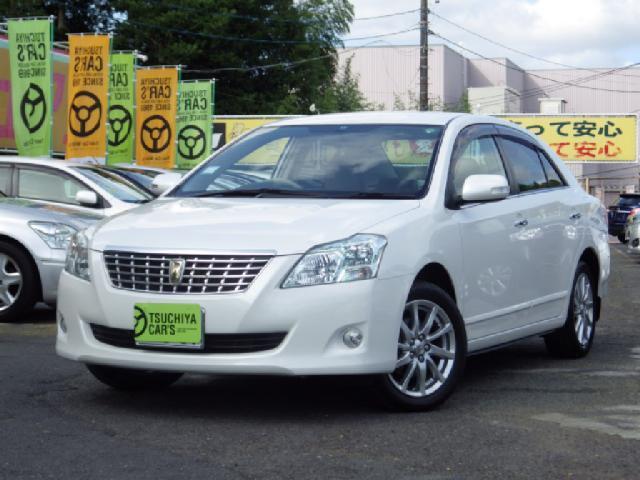 トヨタ 2.0Gスペリアパッケージ 本革シート純正HDDナビ