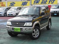 パジェロミニXR 5速マニュアル 4WD