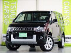 デリカD:54WD Gパワーパッケージ 登録届出済未使用車8人乗