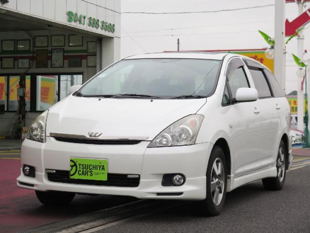 トヨタ X Sパッケージ フルエアロ HID 純正オプションナビ E