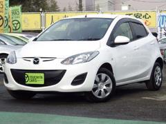 デミオ13C−Vスマートエディション2 禁煙車プライバシーガラス運