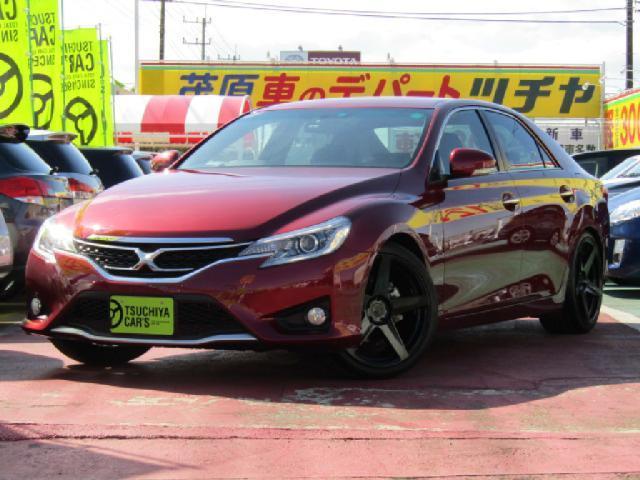 トヨタ 250G Sパッケージ 地デジMナビETCキーフリーHID社