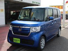 N BOXG・ホンダセンシング 届出済未使用車LEDライトBカメラET