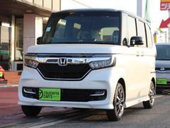 N BOXカスタムG・Lホンダセンシング 届出済未使用車 LEDヘッドライト