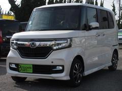 N BOXG・Lホンダセンシング 届出済未使用車 LEDヘッドライト